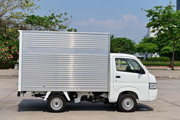 Nhu cầu vận chuyển tăng vọt mùa dịch, Suzuki Carry Pro phát huy thế mạnh - Ảnh 4.