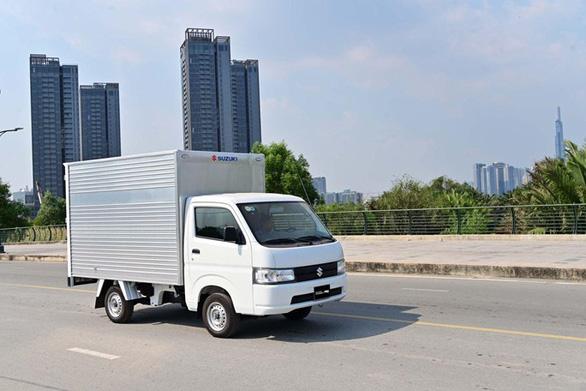 Nhu cầu vận chuyển tăng vọt mùa dịch, Suzuki Carry Pro phát huy thế mạnh - Ảnh 5.