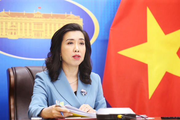 Việt Nam hoan nghênh việc Mỹ không tăng thuế quan lên Việt Nam - Ảnh 1.