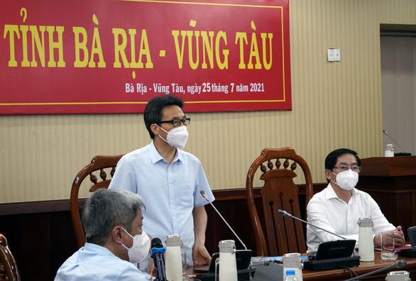 Bà Rịa - Vũng Tàu phải giữ vùng xanh để hỗ trợ TP.HCM - Ảnh 1.