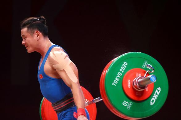 Cập nhật kết quả Olympic 2020: Kim Tuấn không được tính kết quả tổng cử - Ảnh 1.