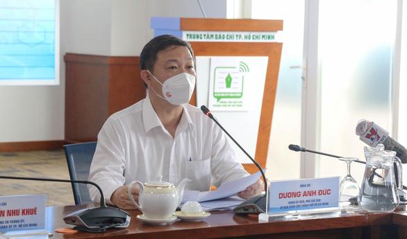 Phó chủ tịch UBND TP.HCM: Cho Vingroup mượn 5.000 liều vắc xin là hợp lý, hợp tình - Ảnh 1.