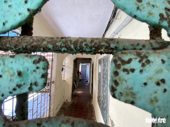 Hà Nội dự kiến chi 500 tỉ đồng để kiểm tra, rà soát chung cư cũ - Ảnh 6.