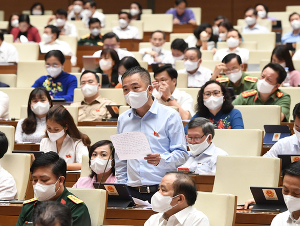 Đại biểu Quốc hội đề xuất hệ thống chống dịch 3 tầng - Ảnh 1.