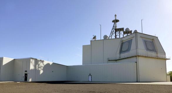 Mỹ đánh chặn thử nghiệm thành công 1 trong 2 tên lửa đạn đạo tầm ngắn - Ảnh 1.