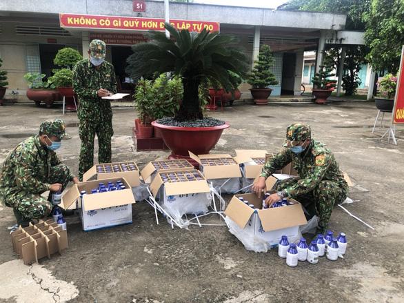 10 thanh niên qua Campuchia trái phép rồi tìm cách về lại Việt Nam - Ảnh 2.