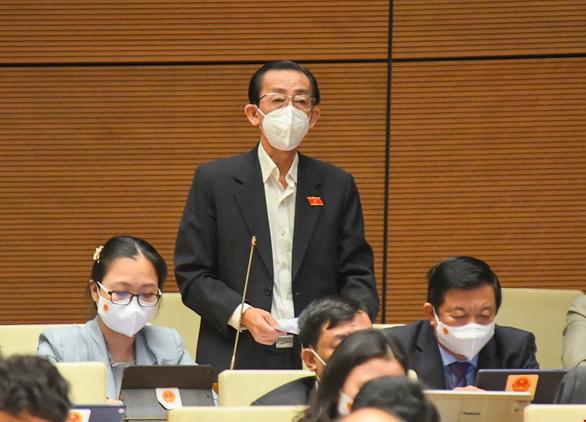 Đoàn đại biểu Quốc hội TP.HCM cảm ơn đồng bào hỗ trợ TP.HCM chống dịch - Ảnh 1.