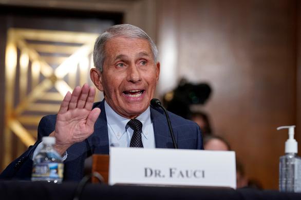 Nhà dịch tễ học Fauci cảnh báo Mỹ đang 'đi sai hướng' - Ảnh 1.