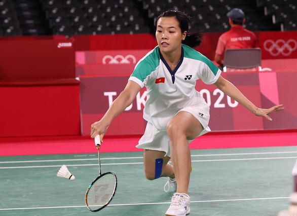 Nguyễn Thùy Linh khiến tay vợt số 1 thế giới phải vất vả - Ảnh 1.
