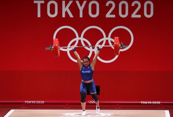 Philippines có huy chương vàng Olympic đầu tiên trong lịch sử - Ảnh 1.