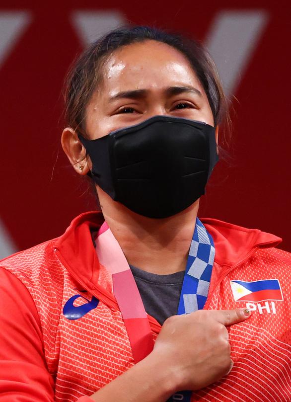 Philippines có huy chương vàng Olympic đầu tiên trong lịch sử - Ảnh 2.