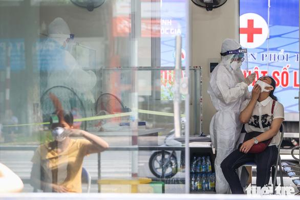 Thông báo tìm người đến Bệnh viện Phổi Hà Nội từ ngày 6 đến 25-7 - Ảnh 1.