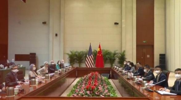 Mỹ và Trung Quốc kết thúc 4 giờ đàm phán bằng bế tắc và chỉ trích - Ảnh 2.