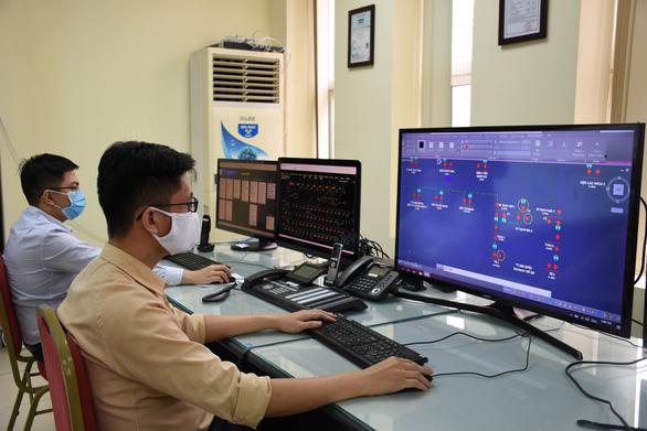 Đảm bảo cung ứng điện cho Hà Nội thực hiện giãn cách xã hội - Ảnh 3.