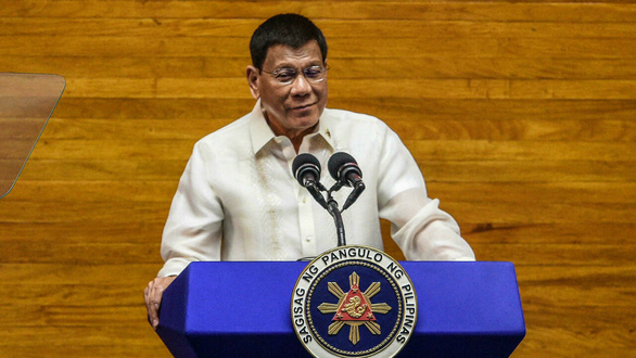 Tổng thống Philippines Duterte trút hết nỗi lòng về Biển Đông và Trung Quốc - Ảnh 1.