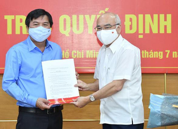 Ông Tăng Hữu Phong làm tổng biên tập báo Sài Gòn Giải Phóng - Ảnh 1.