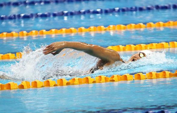 Ánh Viên về cuối đợt bơi vòng loại thứ 2 nội dung 200m tự do - Ảnh 1.