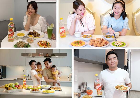 Khám phá công thức nấu ăn chuẩn LIGHT của nghệ sĩ Việt - Ảnh 1.