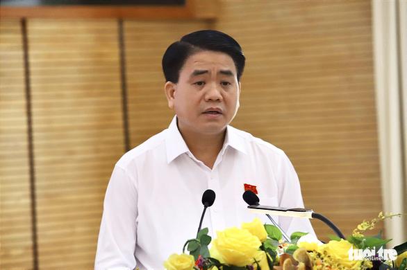 Ông Nguyễn Đức Chung bị đề nghị truy tố vì 'giúp' Nhật Cường trúng thầu - Ảnh 1.
