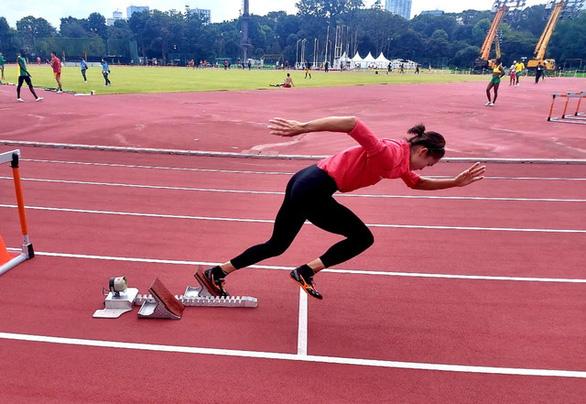Quách Thị Lan được thưởng 60 triệu đồng nếu vào chung kết 400m rào tại Olympic Tokyo 2020 - Ảnh 1.