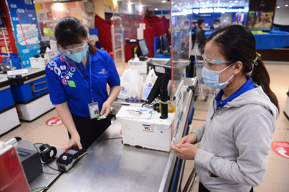 Hệ thống siêu thị Saigon Co.op chấp nhận hình thức thanh toán không tiền mặt nào? - Ảnh 1.