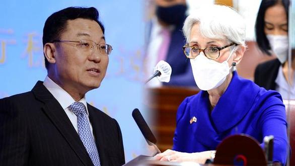 Mỹ - Trung muốn gì ở cuộc gặp Thiên Tân? - Ảnh 1.