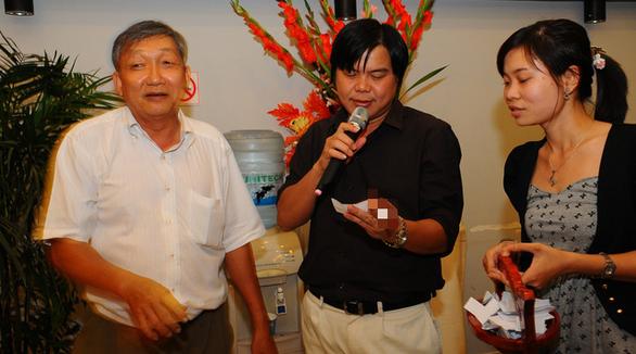 Vĩnh biệt nhà văn - nhà báo - anh Hai Cù Nèo Lê Văn Nghĩa - Ảnh 4.