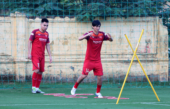 Công Phượng, Văn Lâm không có tên trong danh sách triệu tập đội tuyển Việt Nam - Ảnh 1.