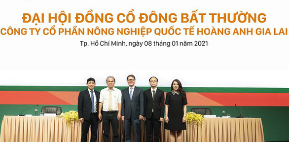Tỉ phú Trần Bá Dương cam kết cho HAGL Agrico vay thêm 600 tỉ đồng - Ảnh 1.