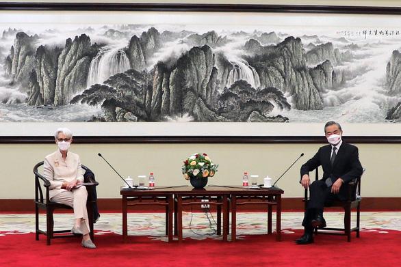 Họp cứu quan hệ song phương, Mỹ - Trung đều khư khư lập trường cứng rắn - Ảnh 1.