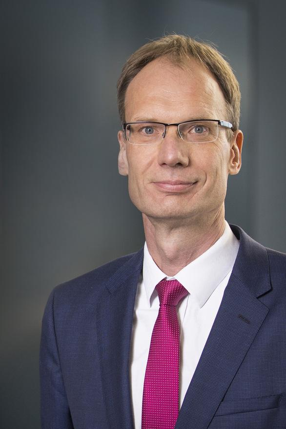 Sếp Volkswagen Mỹ làm tổng giám đốc VinFast toàn cầu - Ảnh 1.