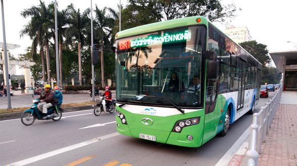 Thanh tra Chính phủ: Buýt BRT Hà Nội gây thất thoát, chưa đạt hiệu quả như mong đợi - Ảnh 1.