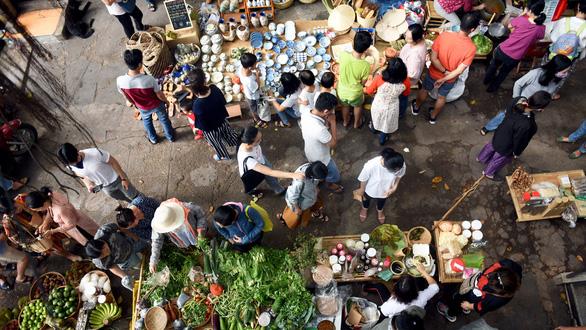 Hiến kế TP.HCM nâng tầm quốc tế: Siêu thị xanh và chợ truyền thống - Ảnh 1.