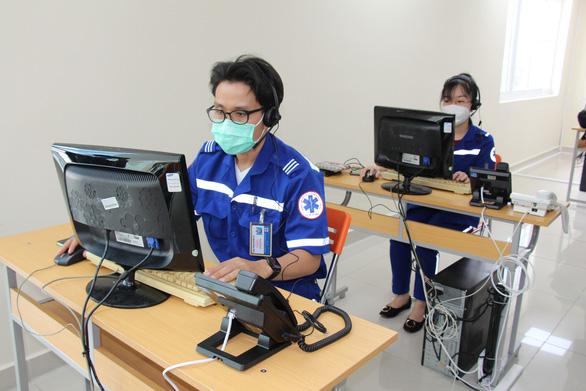 Chủ tịch UBND TP.HCM Nguyễn Thành Phong kiểm tra tại Trung tâm cấp cứu 115 - Ảnh 3.