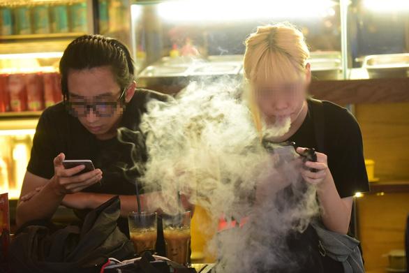 Cấp thiết áp dụng quy định để kiểm soát thuốc lá thế hệ mới - Ảnh 1.