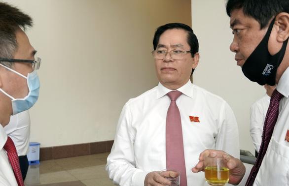 Bí thư Bà Rịa - Vũng Tàu: Đủ vắc xin để tiêm miễn phí cho 70% người dân - Ảnh 1.