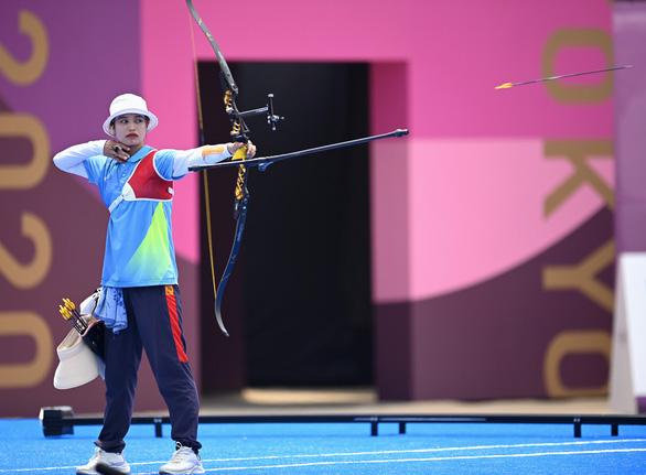 Cập nhật Olympic 2020: Ánh Nguyệt dừng bước khi thất bại ở loạt mũi tên vàng - Ảnh 2.
