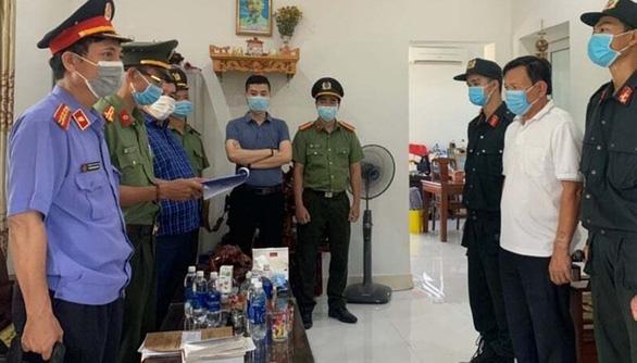 Bắt tạm giam nguyên giám đốc và phó giám đốc cảng hàng không quốc tế Phú Bài - Ảnh 1.