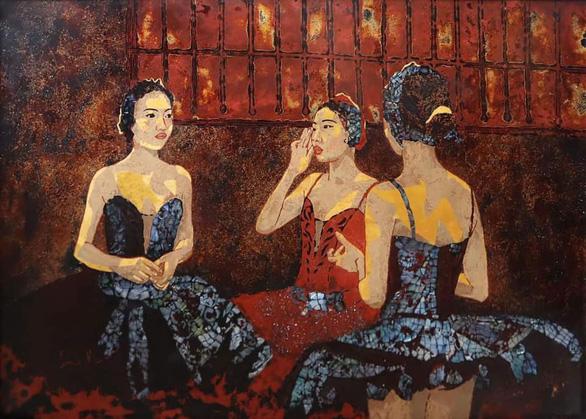 Hồng Nhung hát Có những con đường, Tăng Thanh Hà xuất hiện trong bộ ảnh Khu vườn tâm trí - Ảnh 7.
