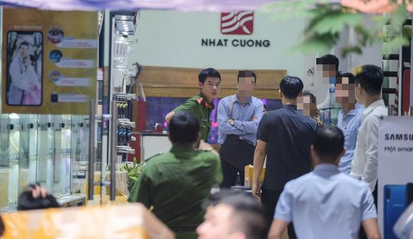 Đại án Nhật Cường: Bộ Công an đề nghị xử lý phó chủ tịch UBND TP Hà Nội Nguyễn Mạnh Quyền - Ảnh 1.
