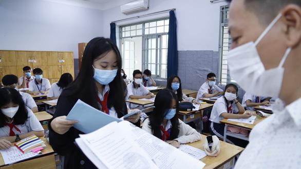 Xét tuyển lớp 10 tại TP.HCM: Phương án 1 phù hợp nhất - Ảnh 1.