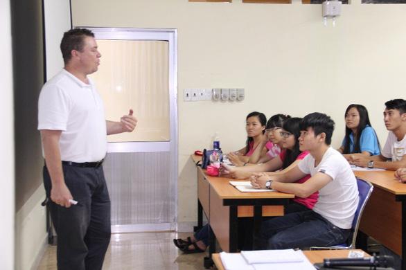 ĐH Tài Chính – Marketing: Chắp cánh ước mơ vào đại học cho thí sinh ở chương trình liên kết quốc tế - Ảnh 1.