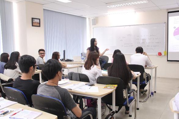 ĐH Tài Chính – Marketing: Chắp cánh ước mơ vào đại học cho thí sinh ở chương trình liên kết quốc tế - Ảnh 2.