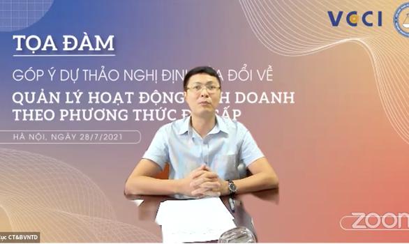 Nhiều nhà bán hàng đa cấp quốc tế quan tâm thị trường Việt Nam