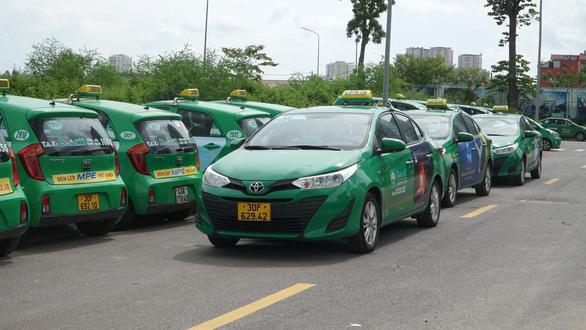 200 xe taxi Mai Linh được phép hoạt động trong thời gian Hà Nội giãn cách xã hội - Ảnh 1.