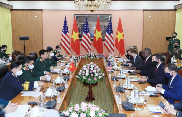 Việt - Mỹ ký bản ghi nhớ về tìm kiếm hài cốt liệt sĩ Việt Nam - Ảnh 3.