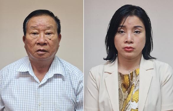 Vụ Bệnh viện Tim Hà Nội: Bắt giám đốc và kế toán trưởng Công ty thiết bị y tế Hoàng Nga - Ảnh 2.