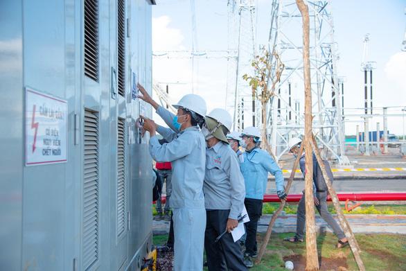 Điện gió Ea Nam: Siết phòng dịch để dự án kịp cán đích - Ảnh 2.