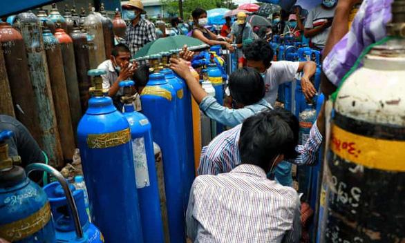 Myanmar có nguy cơ là quốc gia siêu lây nhiễm COVID-19' - Ảnh 1.