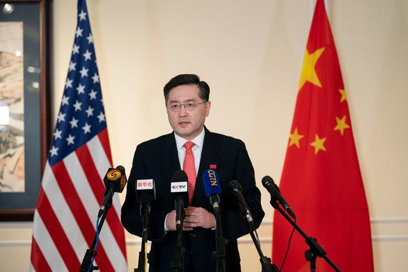 Tân đại sứ Trung Quốc tại Mỹ được báo chí nước ngoài nhận xét có phong cách chiến lang - Ảnh 1.